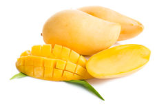 Fruit de mangue Images libres de droits