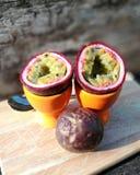 Fruit de Maracuja Images stock