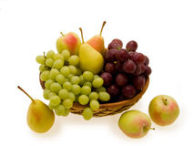fruit de panier Photo stock