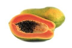 Fruit de papaye photos libres de droits