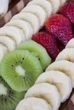 Fruit de part Photos stock
