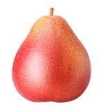 Fruit de poire d'isolement sur le fond blanc Photo libre de droits