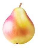 Fruit de poire d'isolement sur le fond blanc Photo stock