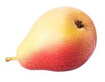 Fruit de poire d'isolement sur le fond blanc Image stock