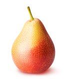 Fruit de poire d'isolement sur le fond blanc Photographie stock libre de droits