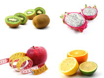 fruit de ramassage Images stock
