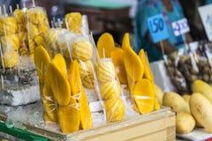 Fruit de rue sur Bangkok, Photos stock