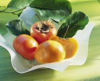 Fruit de Sharon Photographie stock