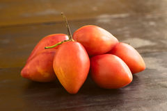 Fruit de tamarillo Images libres de droits
