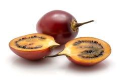 Fruit de tamarillo d'isolement Image stock