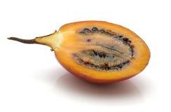 Fruit de tamarillo d'isolement Photographie stock libre de droits