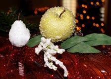 Fruit decoration Royalty Free Stock Photography