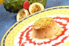 Fruit desert Stock Image