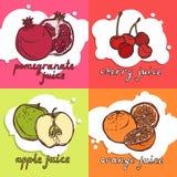 Fruit Design Concept Royalty Free Stock Photo