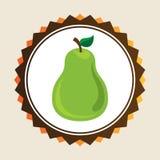 Fruit design Stock Image