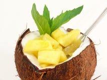 Fruit Dessert Royalty Free Stock Photo