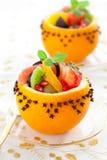 Fruit dessert Stock Photo