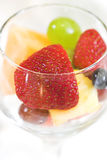 Fruit Dessert Royalty Free Stock Images