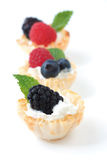 Fruit dessert Stock Image