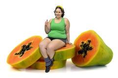 Fruit Diet Stock Photo