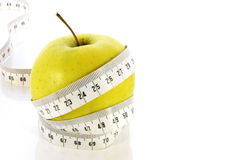 Fruit diet Stock Images
