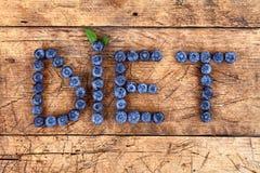 Fruit diet, concept Stock Photo