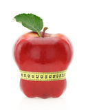 Fruit diet concept Royalty Free Stock Photo