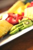 Fruit Dish 2 Royalty Free Stock Photography