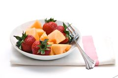 Fruit Dish Royalty Free Stock Photos