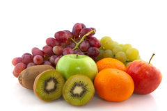 Fruit diversity Royalty Free Stock Image