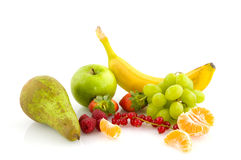Fruit diversity Stock Image
