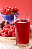 Fruit drink stock photo