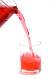 Fruit drink Royalty Free Stock Photography