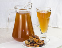 Fruit-drink Royalty Free Stock Photography