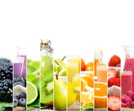 Fruit Drink Mix Royalty Free Stock Photo