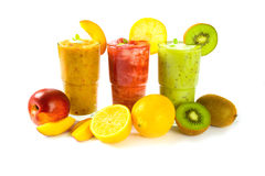 Fruit Drinks Stock Photos