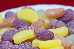Fruit drops Stock Image