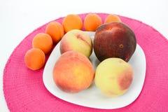 fruit e meter fotografie stock libere da diritti