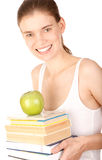 Fruit education Royalty Free Stock Images