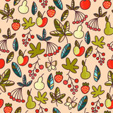 Fruit en Bessen Stock Foto