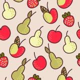 Fruit en Bessen Royalty-vrije Stock Foto