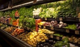 Fruit en groente royalty-vrije stock afbeelding