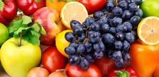 Fruit en groenten Royalty-vrije Stock Fotografie