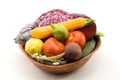 Fruit en groenten stock fotografie