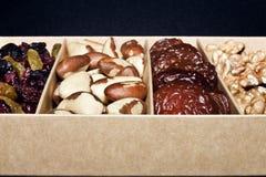 Fruit en noten Stock Foto