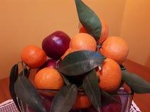 fruit en vitaminen voor energi royalty-vrije stock fotografie