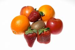 Fruit entier Image stock