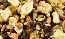 Fruit et noix Images stock