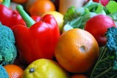 Fruit et veg 2 Images libres de droits