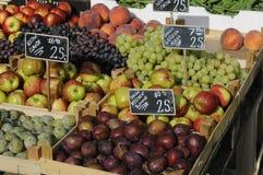 FRUIT ET VEGE VANDOR Photo libre de droits